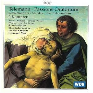 Telemann: Passion Oratorio