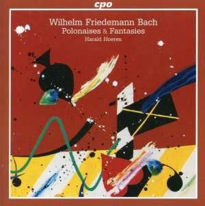 WF Bach: Polonaises & Fantasies