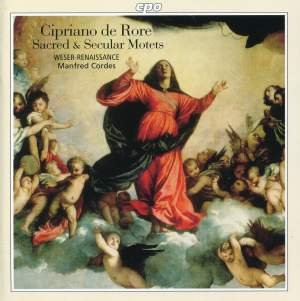 Rore: Sacred & Secular Motets