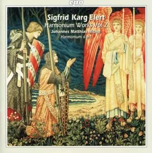 Sigfrid Karg-Elert: Works for Harmonium, Vol .2