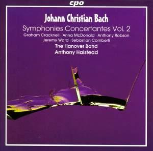 JC Bach: Symphonies Concertantes, Vol. 2