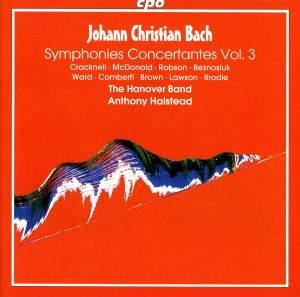 JC Bach: Symphonies Concertantes, Vol. 3