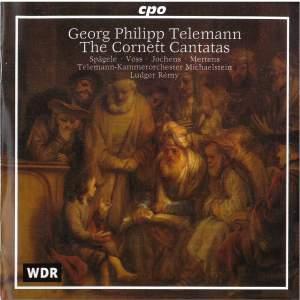 Telemann - The Cornett Cantatas