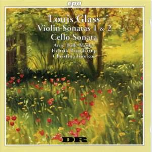 L. Glass: Violin Sonatas Nos. 1 and 2 & Cello Sonata