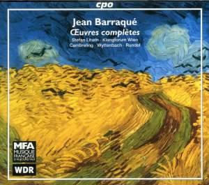 Jean Barraqué - Complete Works