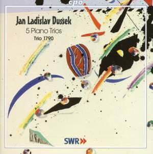 JL Dussek: Piano Trios