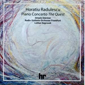 Rădulescu: Piano Concerto, Op. 90 'The Quest' (Live)