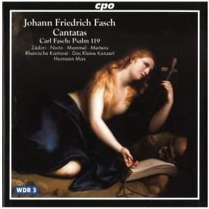 Carl Fasch: Cantatas