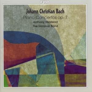JC Bach: 6 Keyboard Concertos, Op. 7