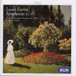 Louise Farrenc: Symphonies Nos. 1 and 3