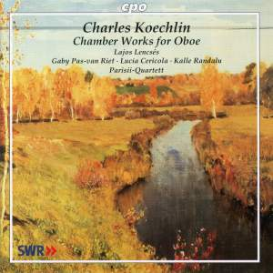 Koechlin - Chamber works for oboe