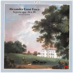 Alexander Ernst Fesca: Septets