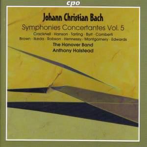 J C Bach - Symphonies Concertantes Volume 5