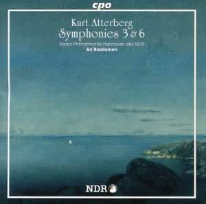 Atterberg: Symphonies Nos. 3 & 6