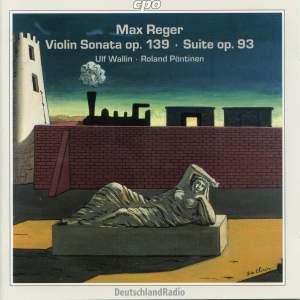 Reger: Violin & Piano Works, Vol. 2