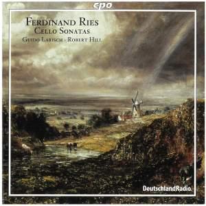 Ries, Ferdinand: Cello Sonatas