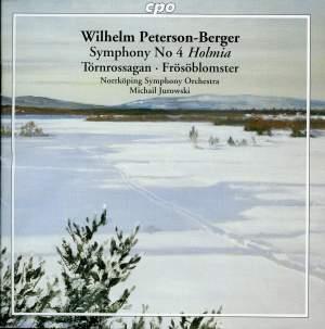 Peterson-Berger: Symphony No. 4 'Holmia', etc.