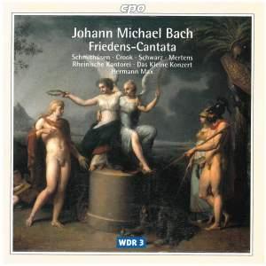 J. M. Bach III - Cantatas