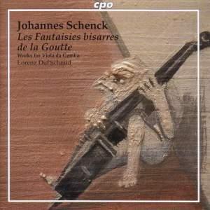 Johannes Schenck: Les Fantaisies bisarres de la Goutte
