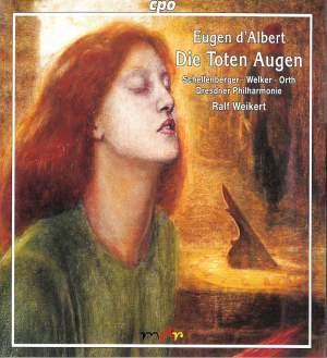 Albert, E: Die Toten Augen