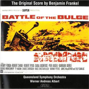 Frankel: Battle of the Bulge