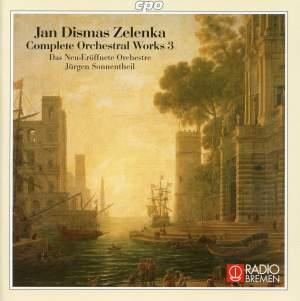 Zelenka: Complete Orchestral Works, Vol. 3