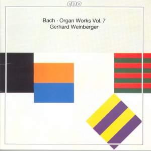 JS Bach - Organ Works Volume 7