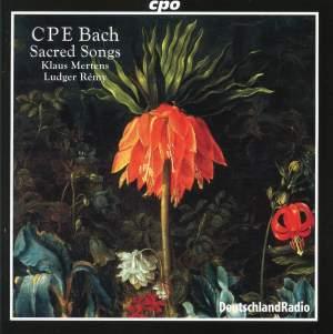 CPE Bach: Sacred Songs