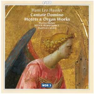 Hassler: Motets & Organ works