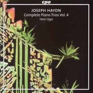 Haydn: Complete Piano Trios, Vol. 4