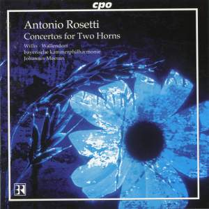 Rosetti - Concertos for Two Horns