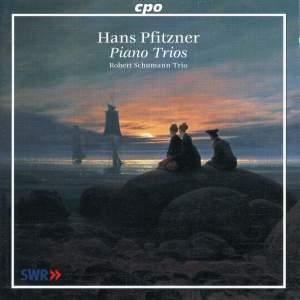 Pfitzner: Piano Trio in F Major, Op. 8 & Piano Trio in B-Flat Major