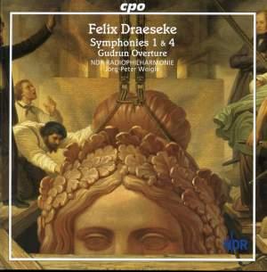 Draeseke: Symphonies Nos. 1 & 4, etc.