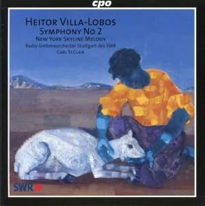 Villa-Lobos: Symphony No. 2 'Ascencao', etc.