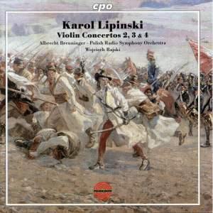 Lipinski: Violin Concertos Nos. 2, 3 & 4