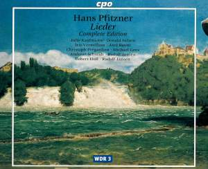 Pfitzner: Lieder (complete)