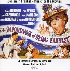Frankel: Music for the Movies