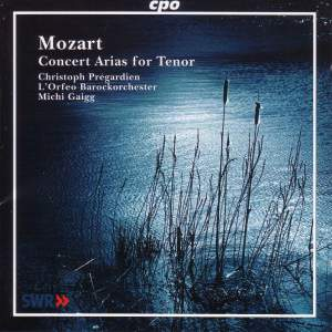 Mozart - Concert Arias for Tenor & Orchestral Works