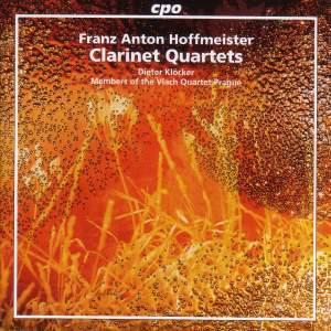 Hoffmeister - Clarinet Quartets