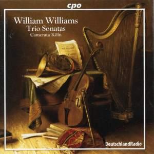 William Williams - Trio Sonatas