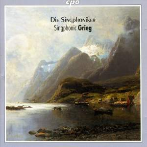 Grieg: Part Songs for Male Voices