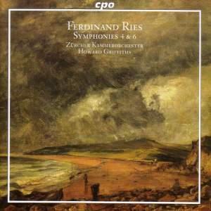 Ries, Ferdinand: Symphony No. 4, etc.