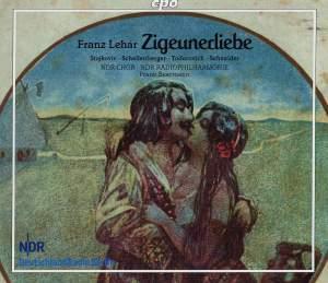 Lehár: Zigeunerliebe (Gipsy Love)