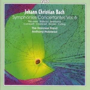 J C Bach - Symphonies Concertantes Volume 6