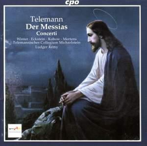 Telemann: Der Messias, TWV 6:4, etc.