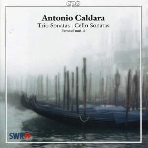 Caldara: Trio Sonatas & Cello Sonatas