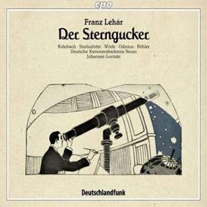 Lehár: Der Sterngucker (The Stargazer) Product Image