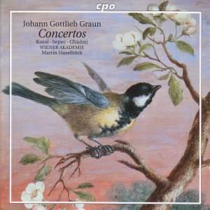 Johann Gottlieb Graun - Concertos