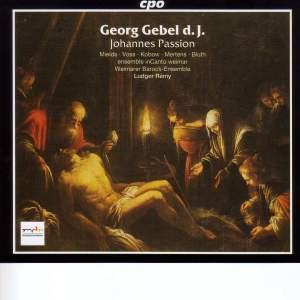Gebel: Johannes Passion (St John Passion)