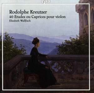 Kreutzer, R: 40 Etudes ou Caprices pour violon